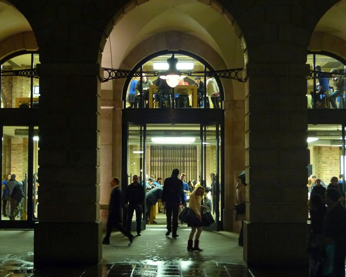 <AppleStore - Covent Garden>